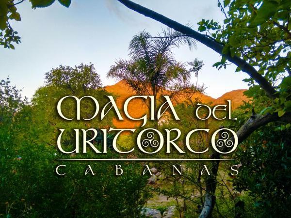 """酒店图片: Cabañas """"Magia del Uritorco"""", 卡皮亚德尔德尔蒙特"""