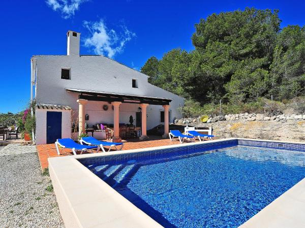 Hotel Pictures: Holiday Home Casa Fonsala, Paratella