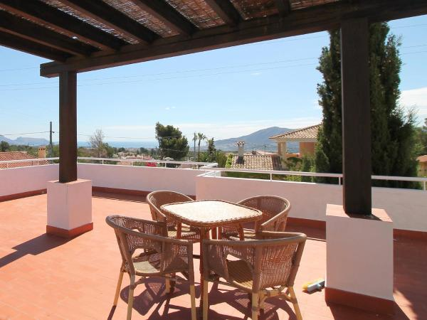 Hotel Pictures: Holiday Home Casa Mexico, Alfaz del Pi