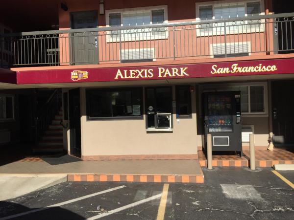 Hotellikuvia: Alexis Park, San Francisco