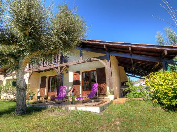 Hotel Pictures: Holiday Home Faisans, Ondres