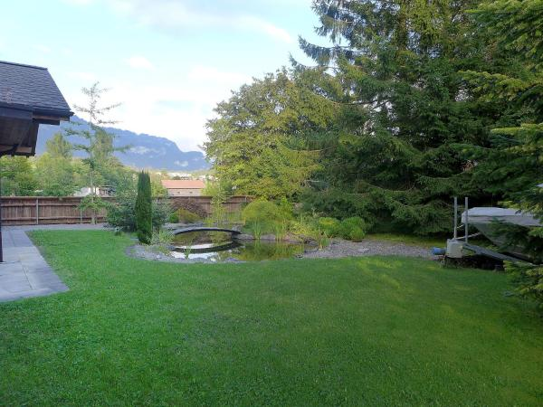 Hotel Pictures: Holiday Home Chalet Aaregg, Brienz