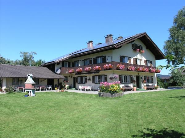Hotelbilleder: Gästehaus Scheil Apartments, Bad Reichenhall