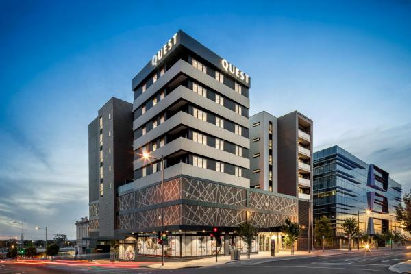 Hotellikuvia: Quest Dandenong Central, Dandenong