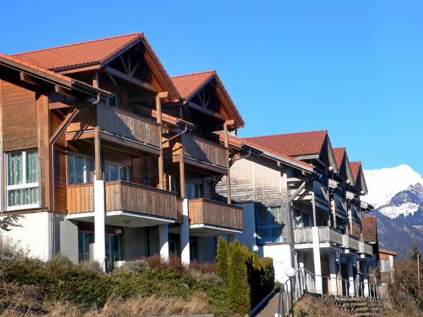 Hotel Pictures: Holiday Park Seematte, Studio 14, Niederried