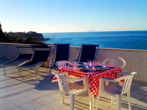 Fotos do Hotel: Attico Sabbia, Tropea