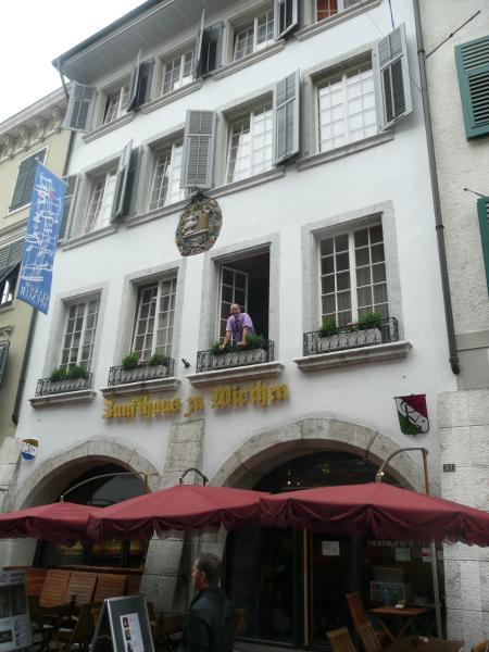 Hotel Pictures: Zunfthaus zu Wirthen, Solothurn