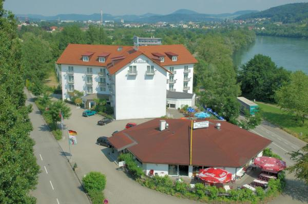 Hotelbilleder: TIPTOP Hotel am Hochrhein, Bad Säckingen