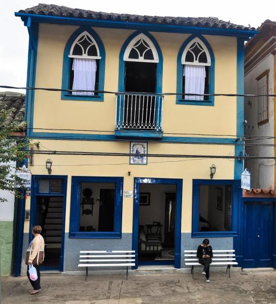 Hotel Pictures: Pousada Balé dos Vagalumes, Conservatória