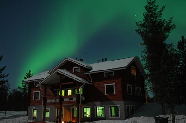 Hotel Pictures: Guesthouse Husky, Ivalo