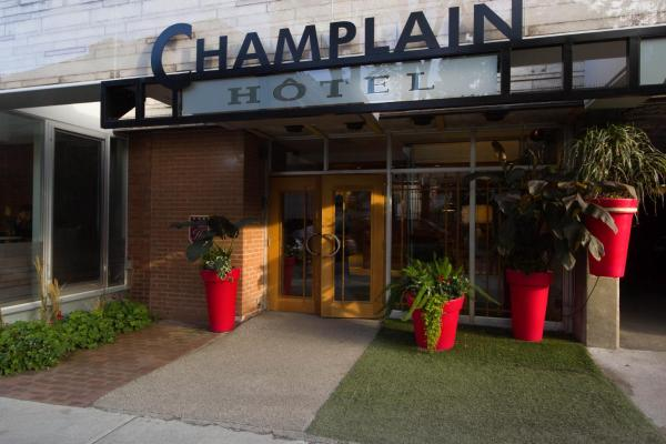 Hotel Pictures: Hotel Champlain, Quebec City
