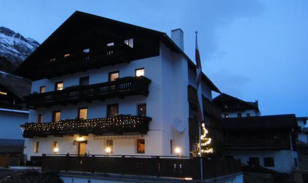 Foto Hotel: Pension Elisabeth, Vent