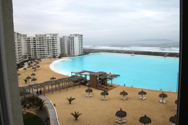 Zdjęcia hotelu: Laguna Del Mar II, La Serena