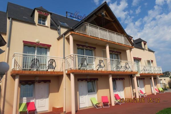 Hotel Pictures: Hôtel Du Manoir, Cherbourg en Cotentin