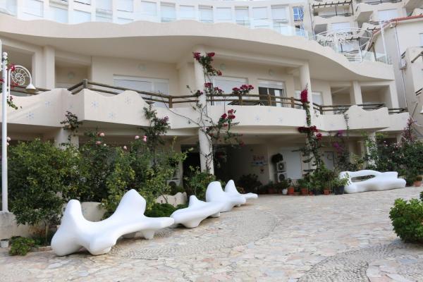 Hotellikuvia: Paradise Corner Apartments, Sarandë