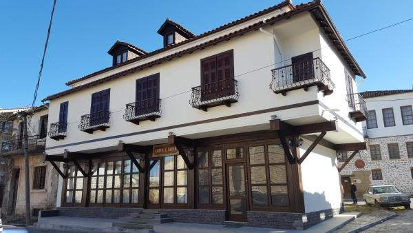 酒店图片: Hotel Bujtina e Bardhe, Korçë