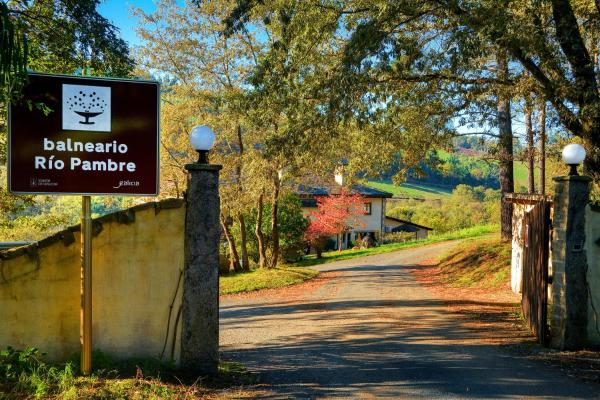 Hotel Pictures: Hotel Balneario Oca Rio Pambre, Palas de Rei