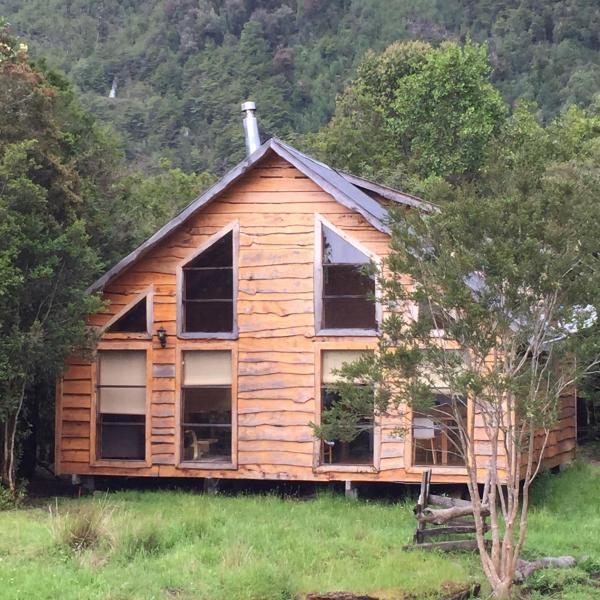 Фотографии отеля: Cabaña Corral, Puelo
