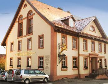Hotelbilleder: Landgasthof Hirschen, Albbruck