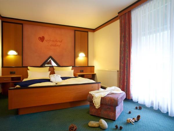 酒店图片: Wanderhotel Grüner Baum, Bach