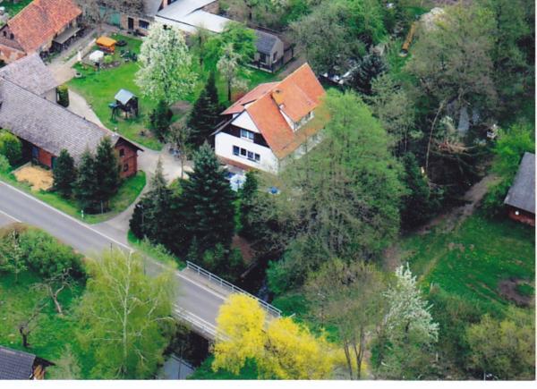 Hotelbilleder: FeWo an der kleinen Spree, Burg