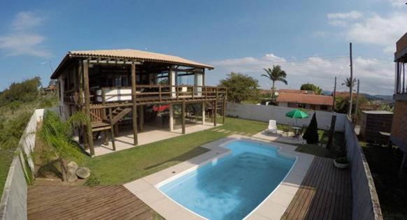 Hotel Pictures: Casa com piscina na Ibiraquera - PRAIA DO ROSA, Imbituba