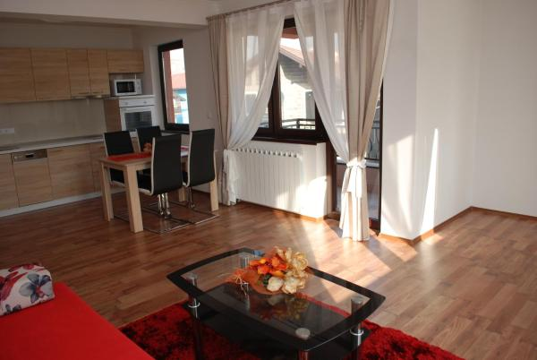 Hotel Pictures: Apartment Gold City, Fojnica