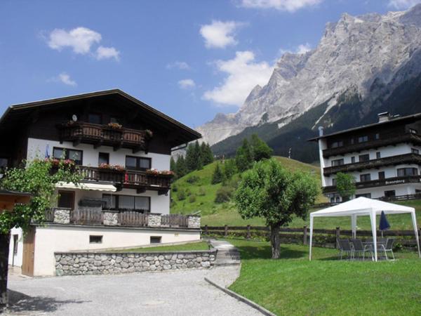 ホテル写真: Haus Bergblick, エールヴァルト