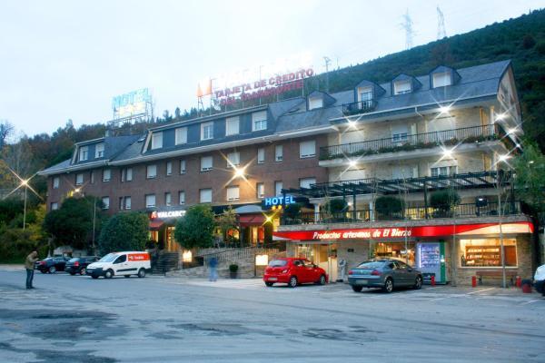 Hotel Pictures: Hotel Valcarce, La Portela de Valcarce