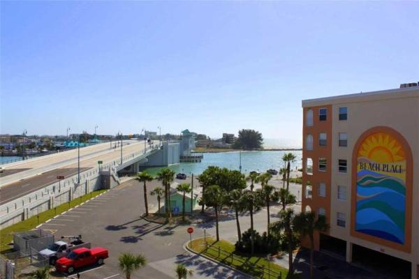 Hotelbilleder: Beach Place - Two Bedroom Apartment - 503, St Pete Beach