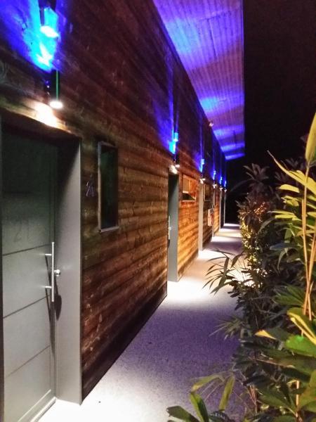 Hotel Pictures: Bio-Motel, Saint-Vulbas