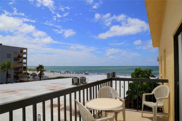 Φωτογραφίες: Surf Song - One Bedroom Apartment - 350, St Pete Beach