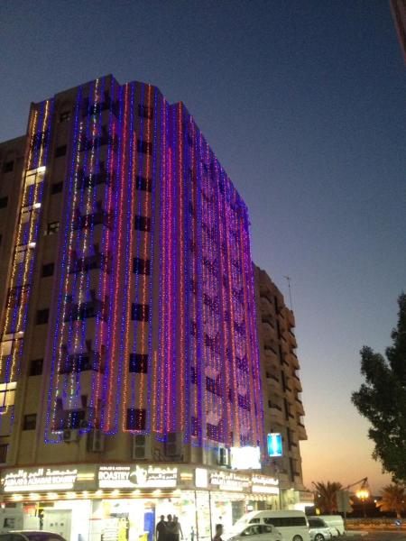 Hotellikuvia: Almamlakah Hotel Apartments, Sharjah
