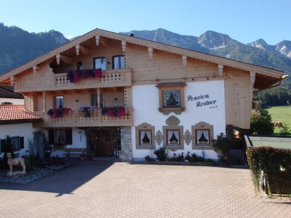 Hotelbilleder: Pension Restner, Inzell