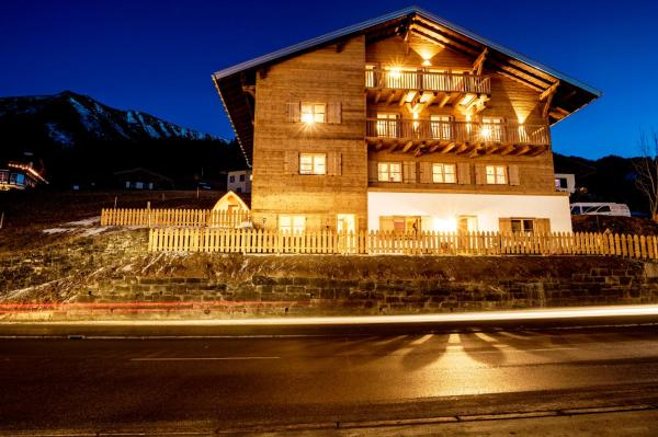 酒店图片: alpen select lodge Kleinwalsertal, 里茨勒恩