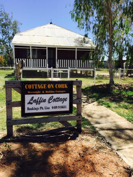 酒店图片: Cottage on Cork -Laffin Cottage, Winton