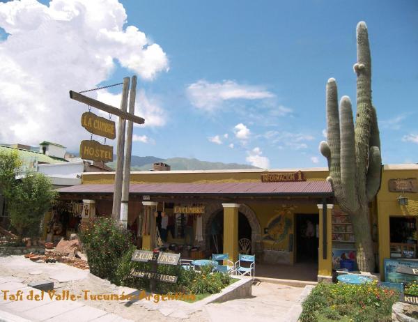 Foto Hotel: La Cumbre Hostel, Tafí del Valle