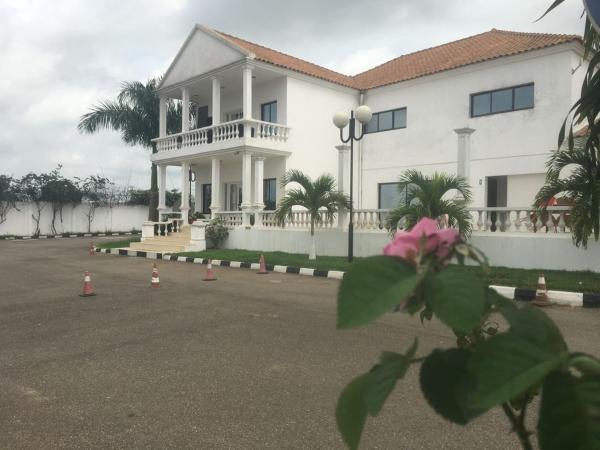 Zdjęcia hotelu: Thomson House Cabinda Hotel, Lucola