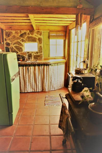 Фотографии отеля: Cabaña Mangalam, Тандил