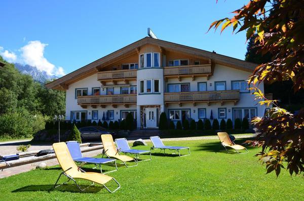 Fotografie hotelů: Appartementpark Wilder Kaiser, Scheffau am Wilden Kaiser