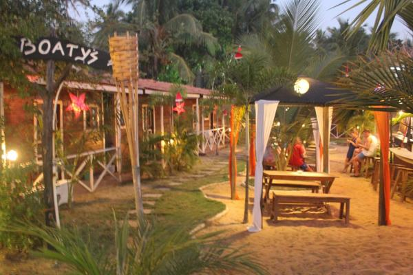 Foto Hotel: Boaty's Beach Cottages, Calangute