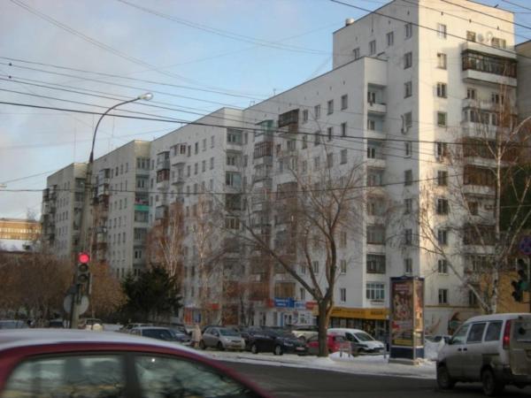 Photos de l'hôtel: Apartments Marin Dom Na Sheynkmana 45, Ekaterinbourg
