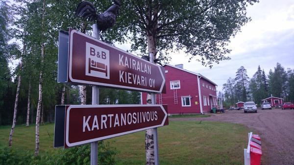 Hotel Pictures: Kairalan Kievari, Salla