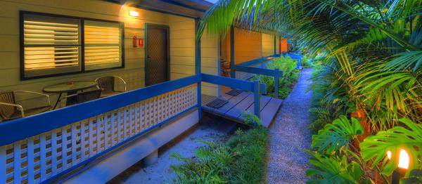 Fotografie hotelů: Somerset Apartments, Lord Howe Island