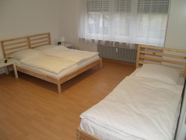 Hotelbilleder: Berg Room and Apartment, Leinfelden-Echterdingen