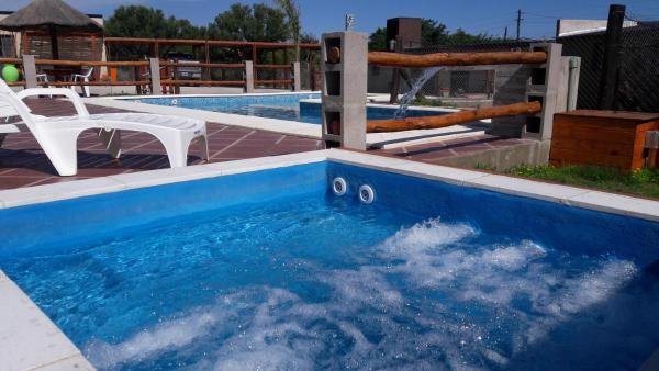 Hotellikuvia: Cabañas Eluney, Villa Parque Siquiman