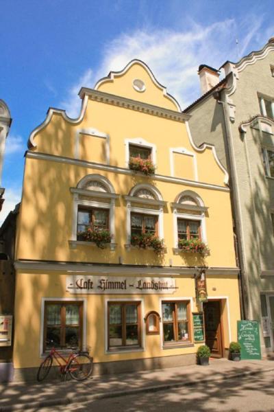 Hotelbilleder: Restaurant-Café-Pension Himmel, Landshut