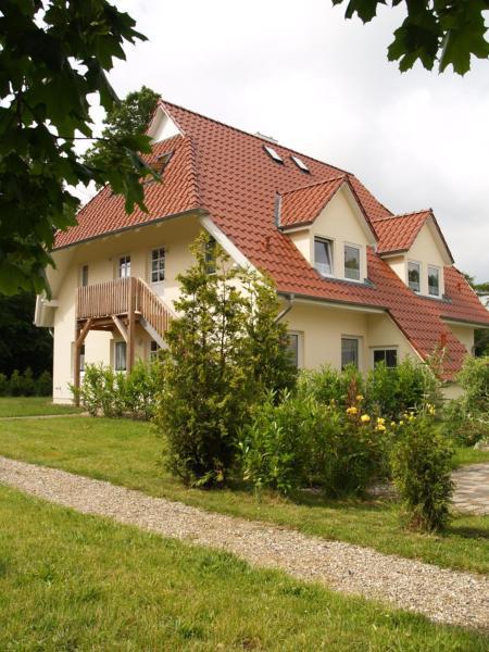 Hotelbilleder: Ferienanlage Gutshaus Gramkow, Gramkow