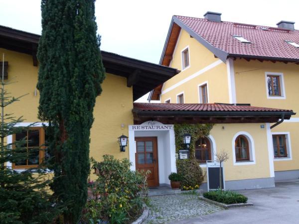 Φωτογραφίες: Hotel Fischachstubn, Bergheim