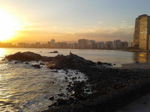Hotel Pictures: Hostel da Praia, São Vicente